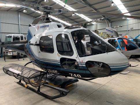 airbus d2 as350 for sale